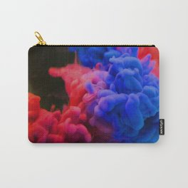 Colorful Smoke Screen Carry-All Pouch