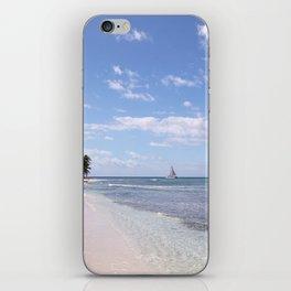 Stranded on Paradise iPhone Skin