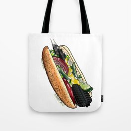 My Chicago Style Tote Bag