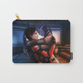 Mass Effect - Safe in your arms Carry-All Pouch