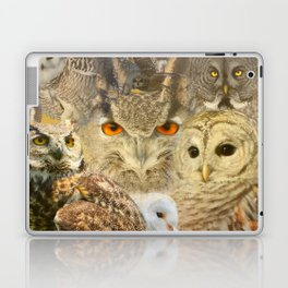 OWL you need is LOVE Laptop & iPad Skin