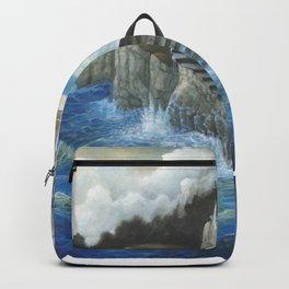 On The Other Side Of Wastelands - Oceanside Backpack