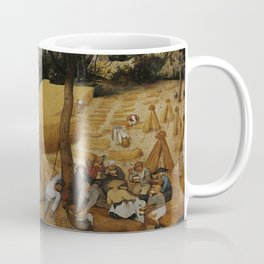 Pieter Bruegel the Elder, The Harvesters Coffee Mug
