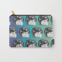 Minifigure Pattern - Cool Carry-All Pouch