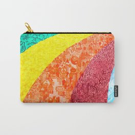 Love on Haight Carry-All Pouch