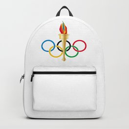 Olympic Rings Backpack