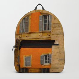 Neighbors to The Pope! Backpack