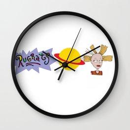 Rugrats Wall Clock