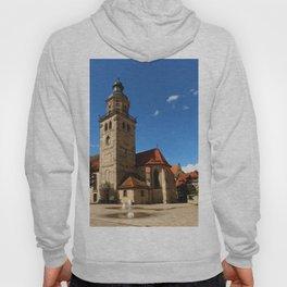 A Church In A Bavarian Village Hoody