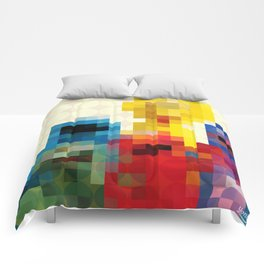 Sesame Comforters