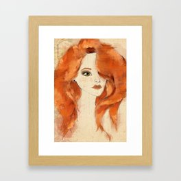 Taking Root Framed Art Print