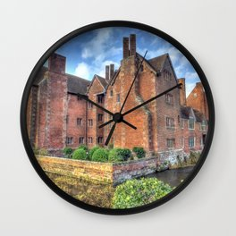 Harvington Hall Wall Clock