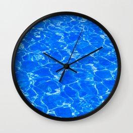 Fresh Water Wall Clock
