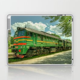 Latvian Loco double Laptop & iPad Skin