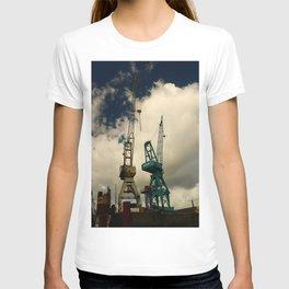 Harbor Crane T-shirt