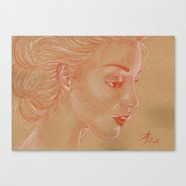 Songe Canvas Print