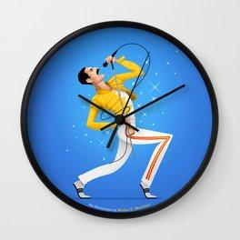 Freddie Wall Clock