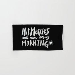 Mercy Morning II Hand & Bath Towel
