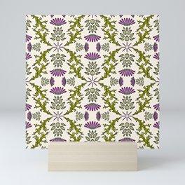Wild Thistle Meadow Mini Art Print