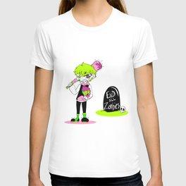 Little Zombie Slayer T-shirt