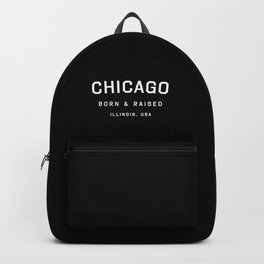 Chicago - IL, USA (Arc) Backpack