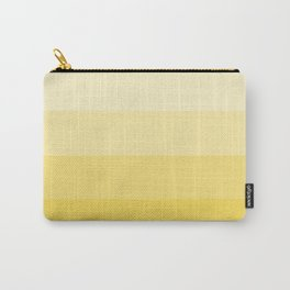 Four Shades of Yellow Carry-All Pouch