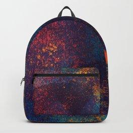 Universe color splash Backpack