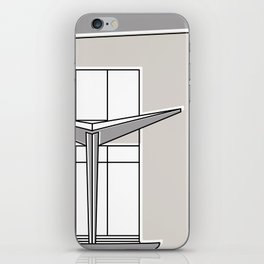 Villa Planchart -Detail- iPhone Skin