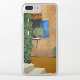 House Clear iPhone Case