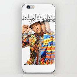 brunomars 2018 iPhone Skin