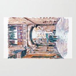 Carrer del Bisbe - Barcelona Rug