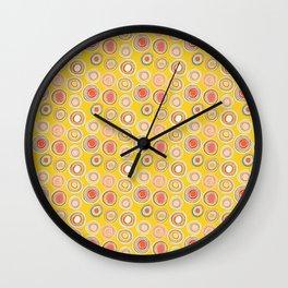 Bright Circles Robayre Wall Clock