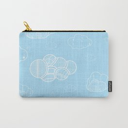 A cloudy sky Carry-All Pouch