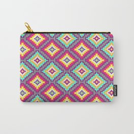 Indi-abstract#07 Carry-All Pouch
