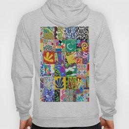 Henri Matisse Montage Hoody