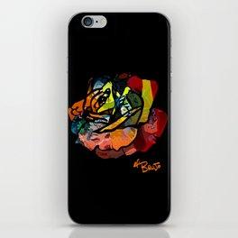 brujos' rose iPhone Skin