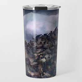 To Hell And Back Travel Mug