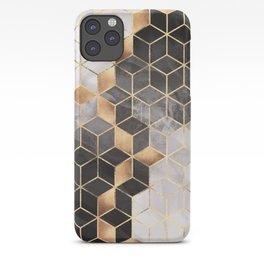 Smoky Cubes iPhone Case