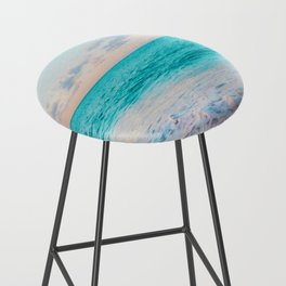 Ocean Bliss #society6 #society6artprint #buyart Bar Stool