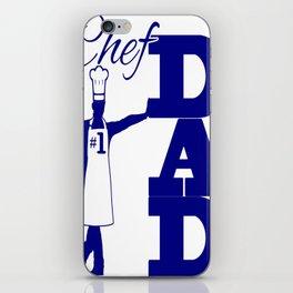 CHEF DAD GEAR iPhone Skin