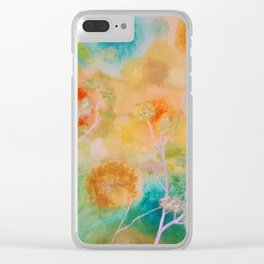 Mess in My Mind Clear iPhone Case