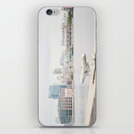 A harbor view iPhone Skin