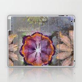 Stickball Au Naturel Flower  ID:16165-150329-07211 Laptop & iPad Skin