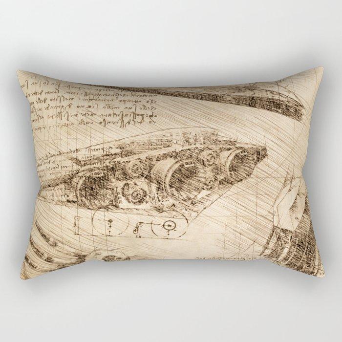 Codex: Star Destroyer Rectangular Pillow