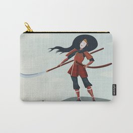 Tomoe Gozen, The Female Samurai Carry-All Pouch