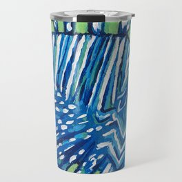 Lion Fish 2, a pretty predator & invasive species Travel Mug