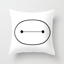 Baymax Throw Pillow