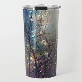 Ravens Twilight Travel Mug