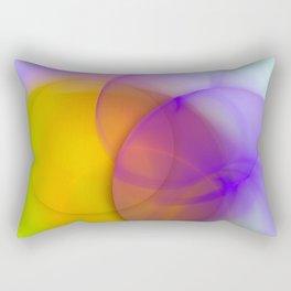In the mood Rectangular Pillow