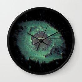 Nebulæ Wall Clock